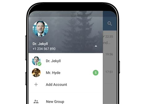 asus themes telegram telegram for android now supports multiple accounts