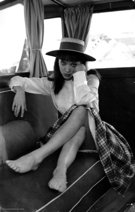 Vintage Muse du Jour: Anna Karina