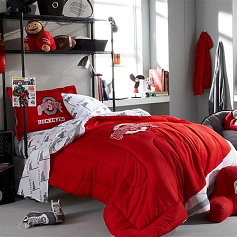 Bed Bath And Beyond State College by Collegiate Ohio State Room College Collection Bed