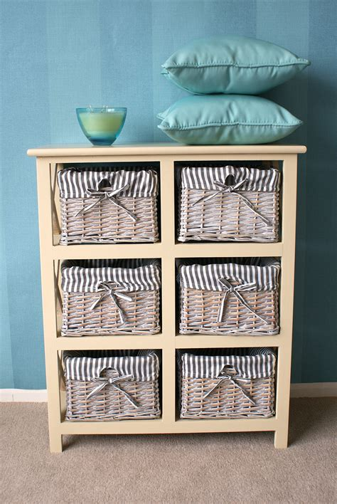 Dresser With Wicker Baskets by Wicker Basket Dresser Images