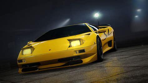 Lamborghini Diablo Sv Lamborghini Diablo Sv Technical Details History Photos