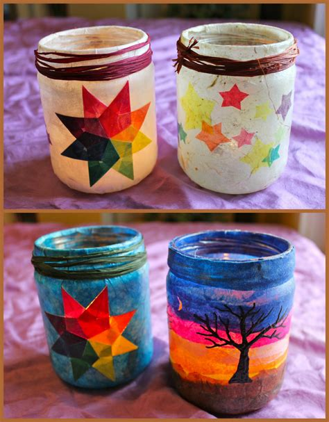 How To Make A Paper Jar - river bliss traditions part 2 the gift