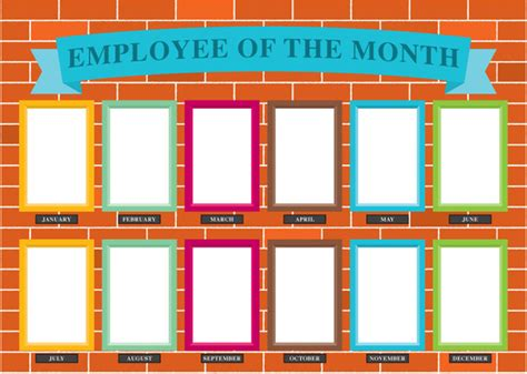 employee of the month poster template open uri20150306 3 1yexd8m