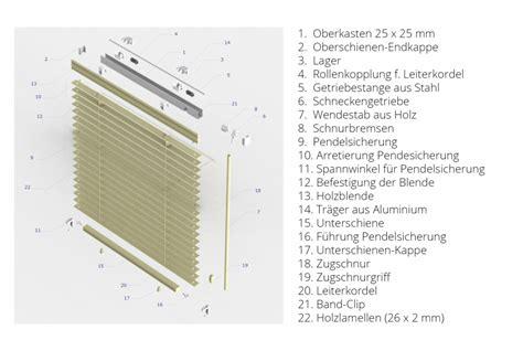 Jalousie An Decke Montieren by Holzjalousien F 252 R Deckenmontage Massjalousien