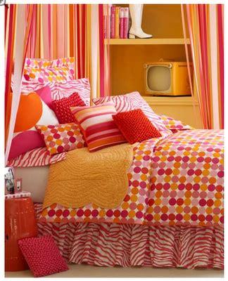 Orange And Pink Bedding by 25 Best Ideas About Orange Bedding On Bright