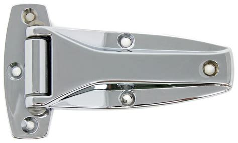 Trailer Door Parts by Chrome Plated Flush Hinge For Cargo Trailers Polar