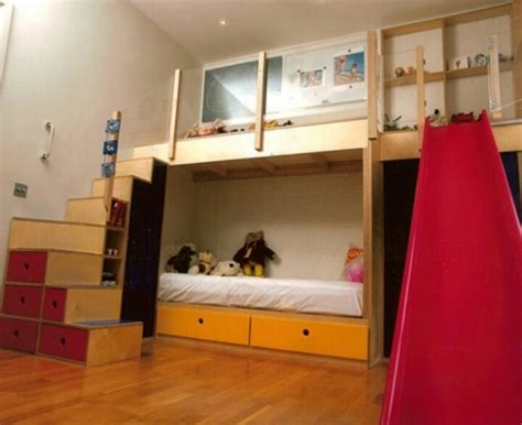 awesome bunk beds an awesome bunk bed room