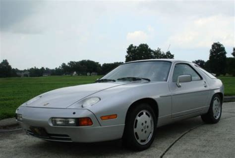 auto body repair training 1989 porsche 928 electronic throttle control buy used 1989 porsche 928 s4 silver linen automatic 56k miles sunroof well maintained in new