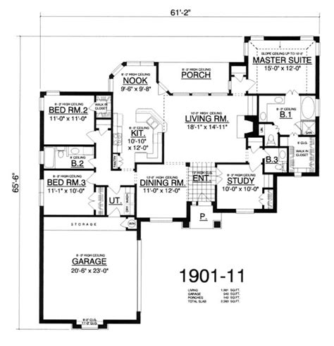 Dfd House Plans European House Plan With 3 Bedrooms And 2 5 Baths Plan 8189