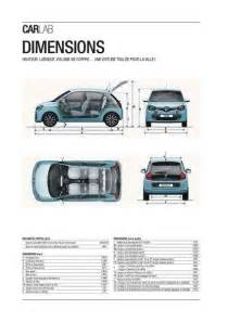 Renault Twingo Dimensions Renault Twingo Iii Topic Officiel Page 106 Twingo