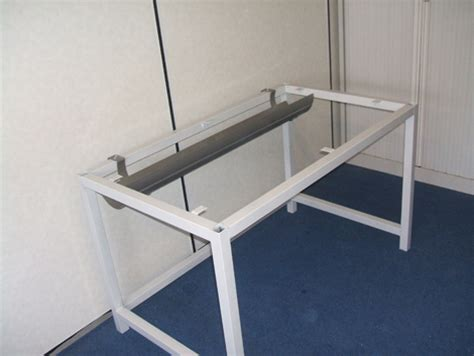 Cable Tray Desk by Work Desk With Optional Cable Tray