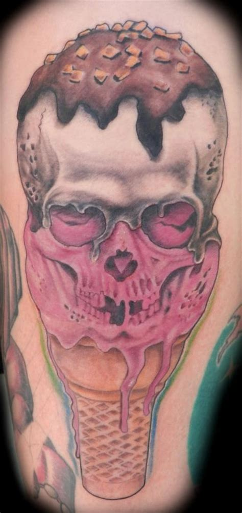 iceman tattoo cone of tattoos