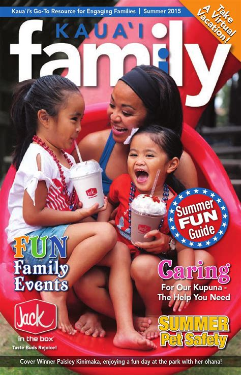 kauai summer fun guide kauai family magazine issuu kauai family magazine summer 2015 by kauai family
