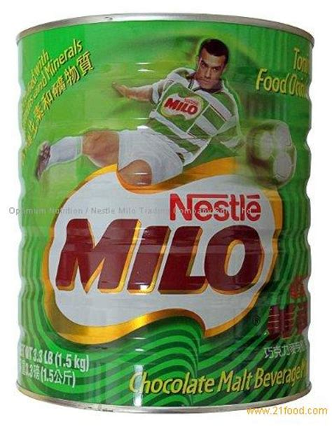 Nestle Milo Malaysia 1 1 Kg nestle milo chocolate malt beverage mix jumbo 3 3 pound