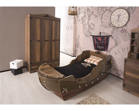 Pirate Bed Sets Pirate Ship Bedroom Set Bedroom Furniture