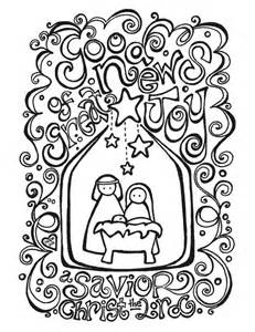 nativity coloring page nativity coloring page coloring home
