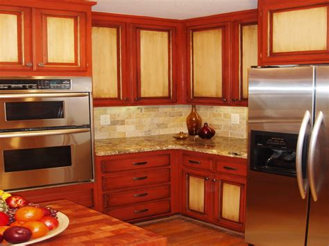 painting kitchen cabinets two colors painted kitchen cabinets two colors unique thaduder com