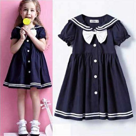 Baju Dress Anak Perempuan Vc Ariel Kid baju anak sailor kid a593 murah imut dan lucu