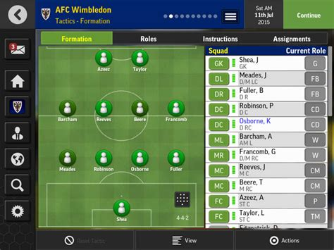 football manager mobile command your club to victory in sega s football manager
