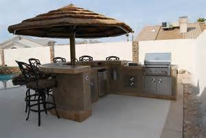outside kitchen island outdoor kitchens las vegas outdoor kitchen
