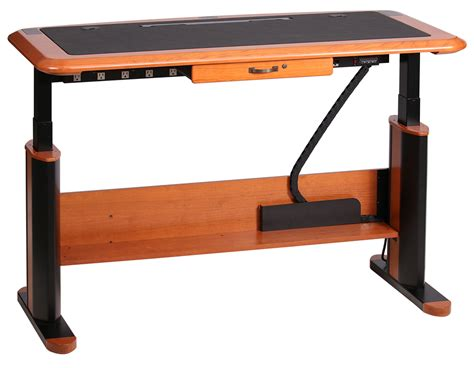 high end standing desk wellston executive sit stand desk full size caretta