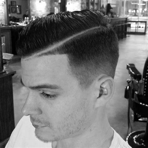 Combed Hairstyles by Comb Haircut For 40 Classic Masculine Hairstyles