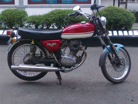 Tempat Aki Cb Besi Crome my ride my pride honda cb 100 1974 vespa 1964