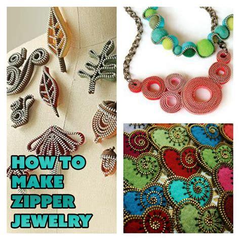 pattern making zipper fun zipper jewelry patterns on craftsy