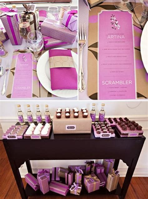 baby shower colors baby shower for purple color palette