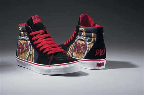 Vans Sk8 High Icc harga jual vans iron maiden ori iron maiden the trooper