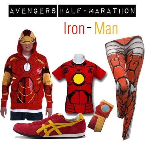 avengers marathon iron man ana