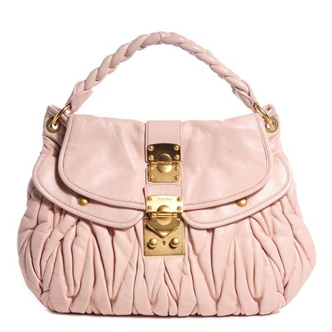 Bag Envy Miu Mius Patent Coffer Tote miu miu patent leather coffer bag cheap miu miu bags
