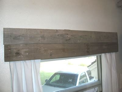 Valances kitchen curtains and wood valance on pinterest