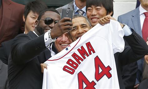 david ortiz house david ortiz selfie scandal rocks white house for the win