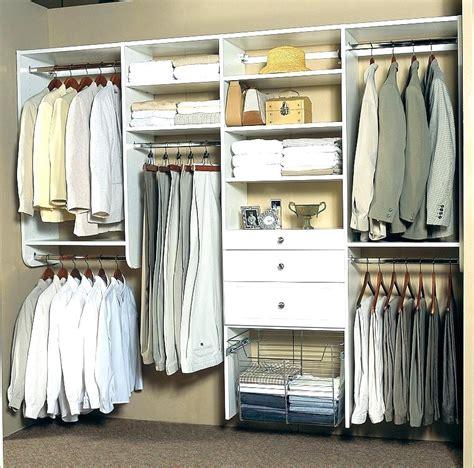 prefabricated closet systems dandk organizer