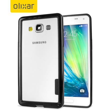Samsung Galaxy A5 Bumper Colorfull Side And Back Stylish Series coque bumper samsung galaxy a5 2015 hybrid flexiframe