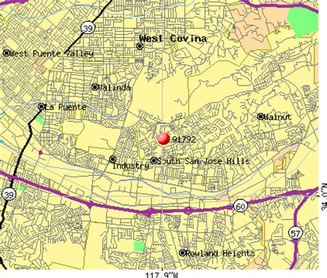 covina california map 91792 zip code west covina california profile homes