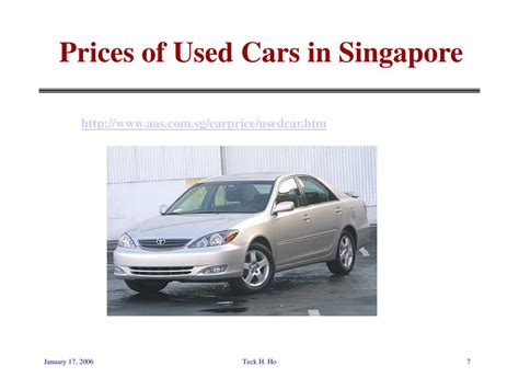 Cost Of Executive Mba In Singapore by Ppt Mba 267 1 Pricing Policy Overview And Introduction