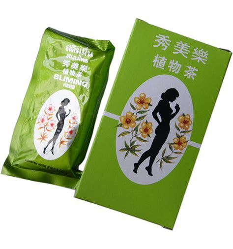 Everslim Tea Slimming 1 german herb slimming tea