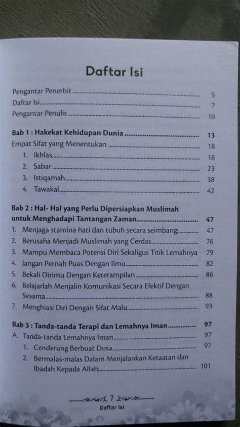 Buku Minhajul Muslim Anak 1 Set 4 Buku buku muslimah tetaplah shalihah meski zaman berubah toko muslim title