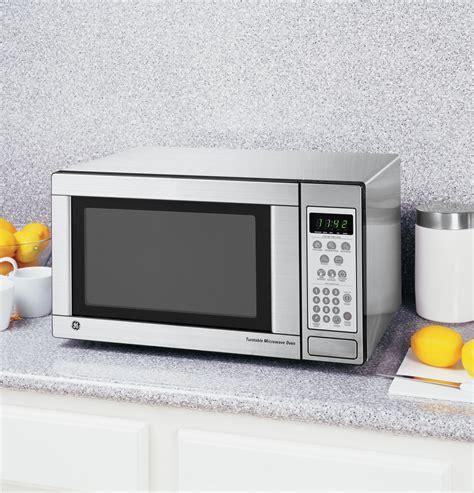 Microwave Cooktop - ge 174 1 1 cu ft capacity countertop microwave oven