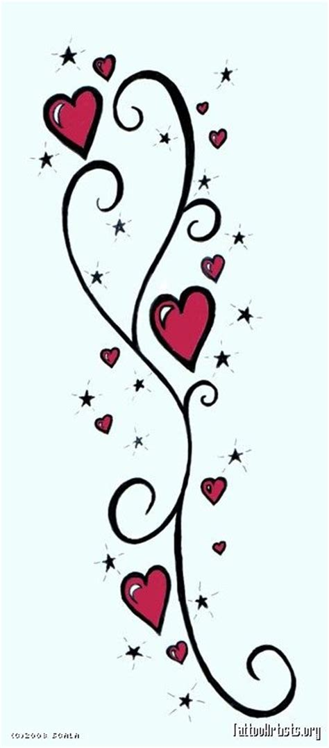 heart vine tattoo designs 17 best images about stuff to buy on floral