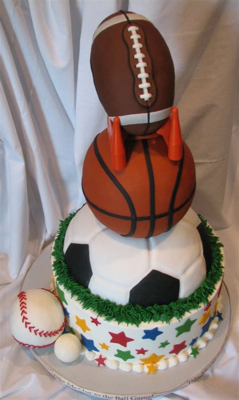 Or Cake Sports On Soccer Cakes And Fondant Cake Images