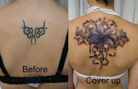 flower cover up tattoo designs coverup designs 14 of 48