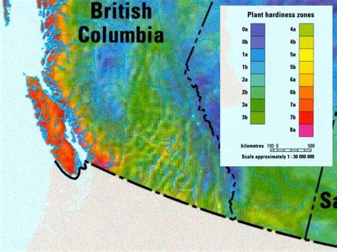 gardening zones bc find your planting zone plant hardiness depends on this