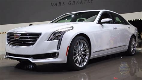 Chevrolet Cadillac by 2016 Cadillac Ct6 Rolls Into The Limelight Kelley Blue Book