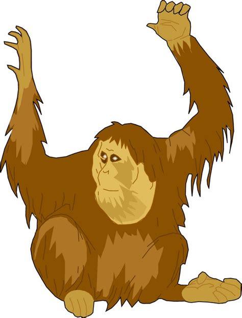 ape clipart free ape clipart