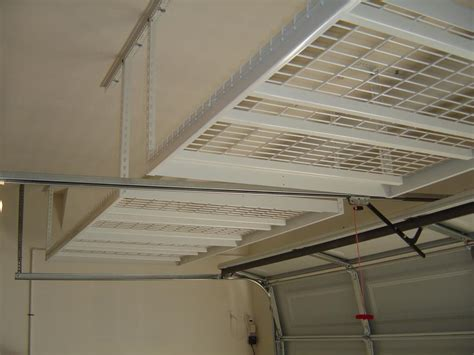 garage ceiling storage garage overhead storage ideas attractive personalised home