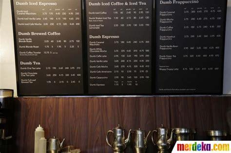 Coffee Starbucks Di Indonesia foto buka di los angeles kedai kopi ini parodikan