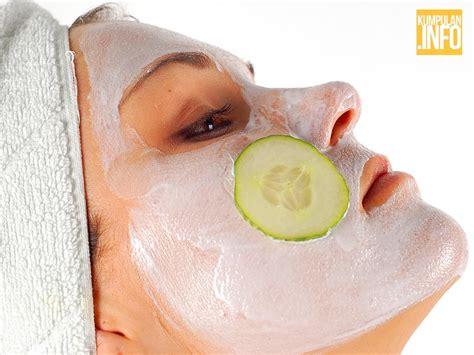 Masker Zat Kimia khasiat masker wajah dari buah buahan kyusoku bihaku jogja